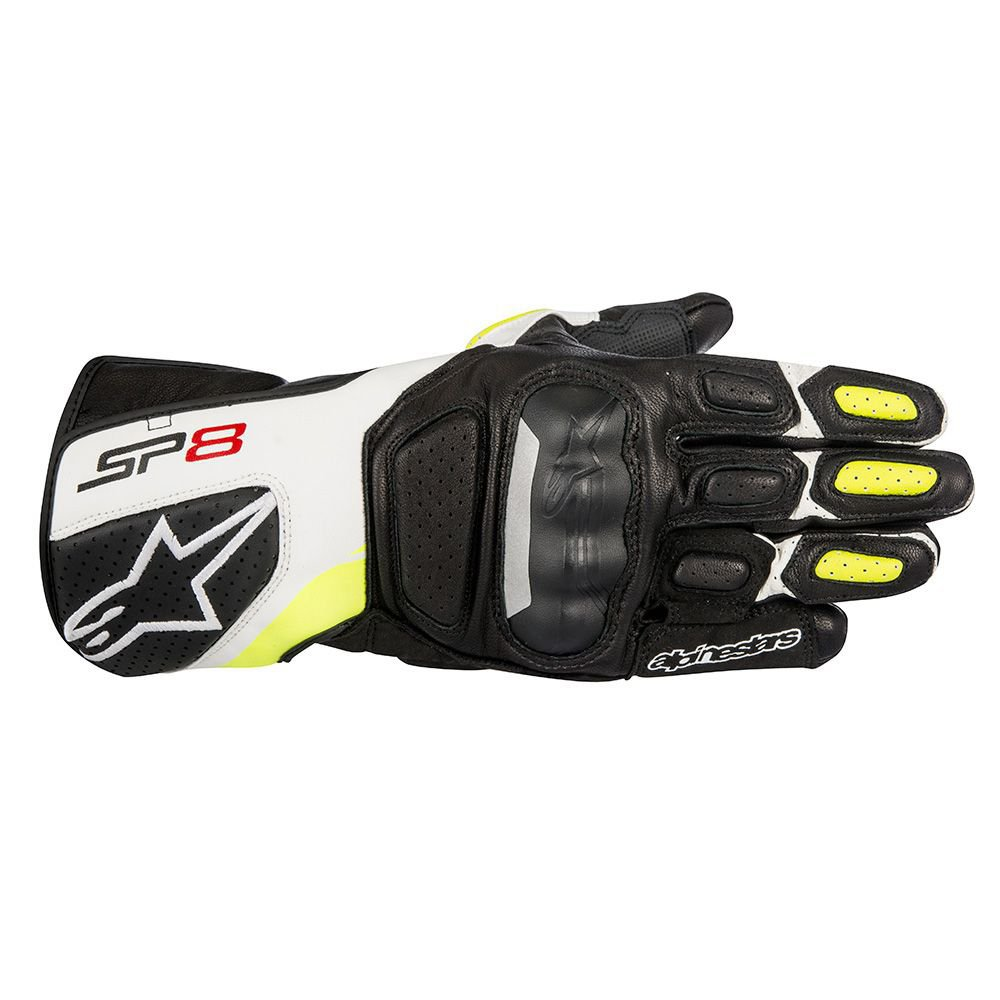 SP-8 V2 Black   White   yellow fluo - Motostar.sk 88ac8f4fff